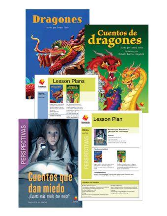 Dragones / Cuentos de dragones / Cuentos que dan miedo