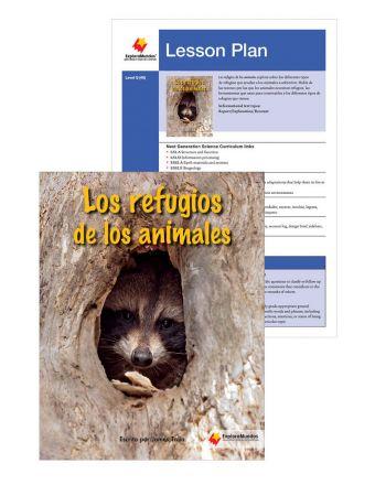 Los refugios de los animales