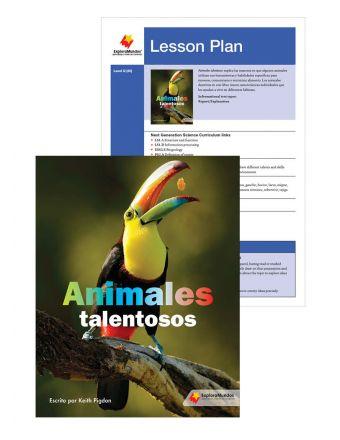 Animales talentosos