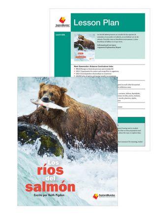 Los ríos del salmón