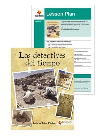 Los detectives del tiempo