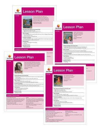 ExploraMundos Levels K-M (20-28) Lesson Plan Set