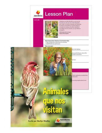Animales que nos visitan