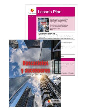 Rascacielos y ascensores