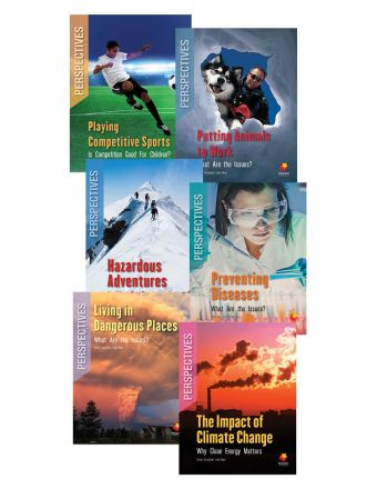 Advanced Fluent Q-S Classroom Library Add-On Set (Perspectives)