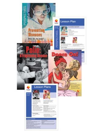 Polio: A Frightening Disease / Dance On! / Preventing Diseases: What Are the Issues?