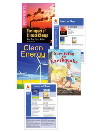 Clean Energy / Surviving the Earthquake / The Impact of Climate Change: Why Clean Energy Matters