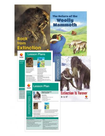 Back from Extinction / The Return of the Woolly Mammoth/ Extinction is Forever or is it?
