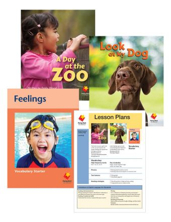 A Day at the Zoo / Look at My Dog / Feelings Vocabulary Starter