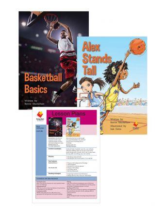 Basketball Basics / Alex Stands Tall