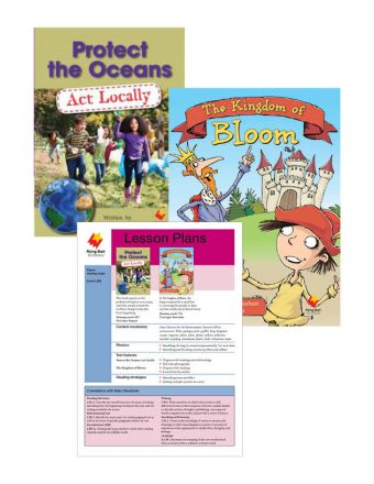 Protect the Oceans: Act Locally / The Kingdom of Bloom