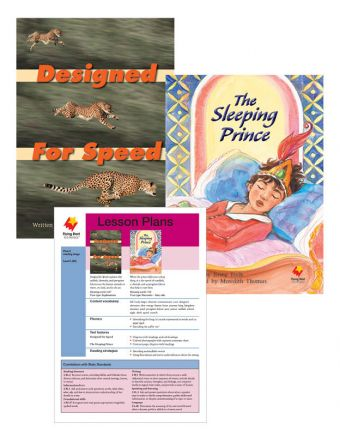 Designed for Speed / The Sleeping Prince
