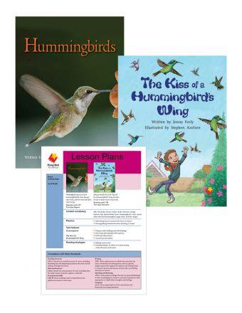 Hummingbirds / The Kiss of a Hummingbird's Wing
