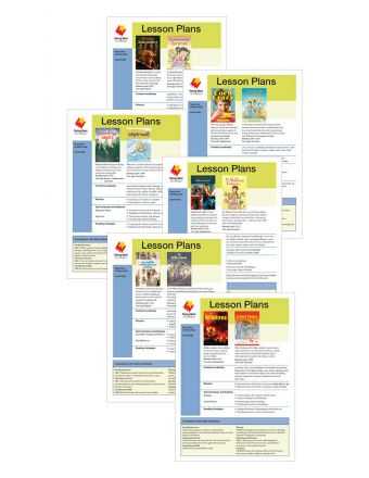 Fluent Plus Lesson Plan Add-On Set (Paired Texts)