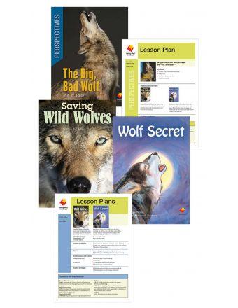Saving Wild Wolves / Wolf Secret / The Big, Bad Wolf: True or False?
