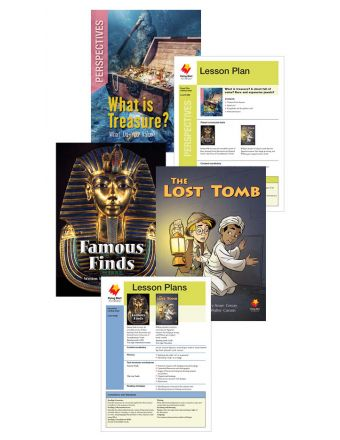 Famous Finds / The Lost Tomb / What Is Treasure? What Do You Value?