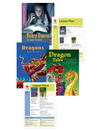 Dragons / Dragon Tales / Scary Stories: The Scarier the Better?