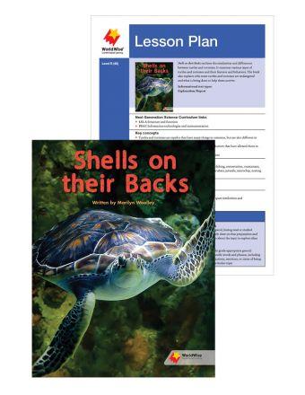 Shells on their Backs