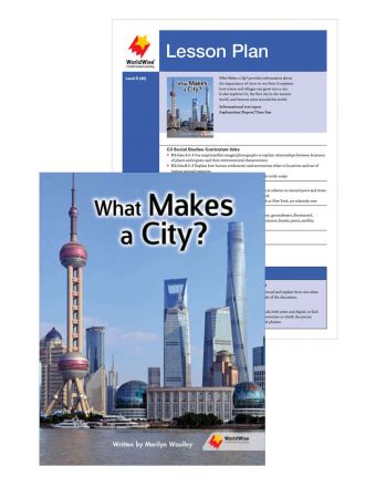 What Makes a City?