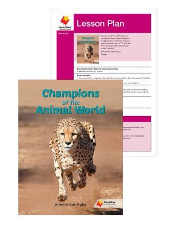 Champions of the Animal World