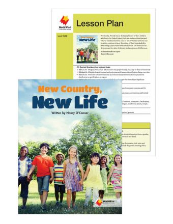 New Country, New Life