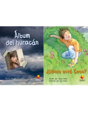 Álbum del huracán / ¿Dónde está Coco?