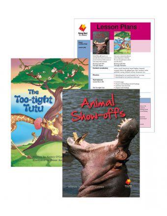 Animal Show-Offs / The Too-tight Tutu