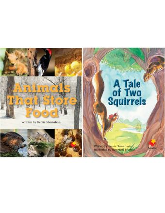 Animals That Store Food / A Tale of Two Squirrels