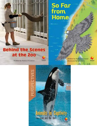 Behind the Scenes at the Zoo / So Far from Home / Animals in Captivity: The Good and the Bad