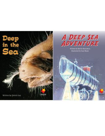 Deep in the Sea / A Deep Sea Adventure
