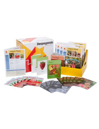 Early Emergent Boxed Classroom Set