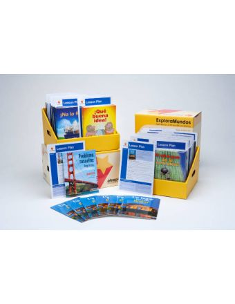 Advanced Fluent Q-S Boxed Classroom Set