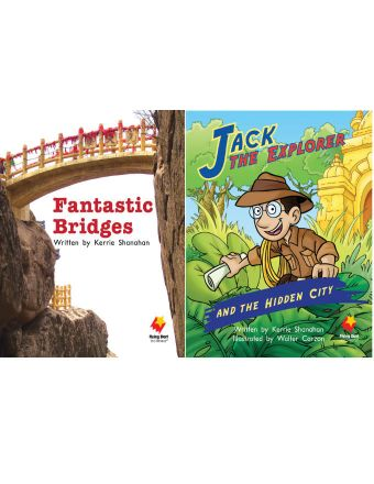 Fantastic Bridges / Jack the Explorer and the Hidden City