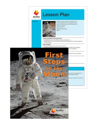 First Steps on the Moon