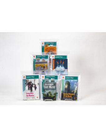 Advanced Fluent T-V Intro Pack
