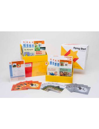 Transitional Boxed Classroom Set