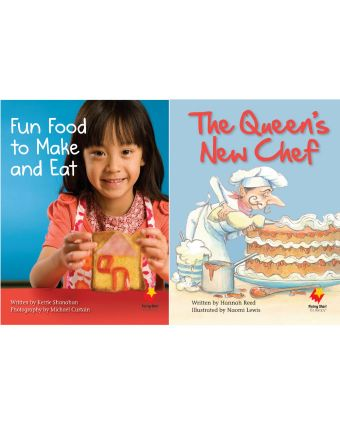 Fun Food to Make and Eat / The Queen's New Chef