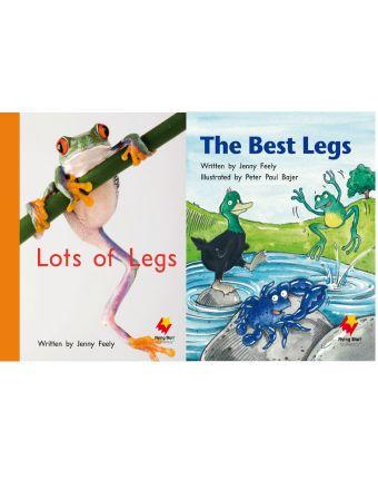 Lots of Legs / The Best Legs