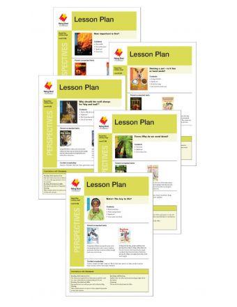 Fluent Plus Lesson Plan Add-On Set (Perspectives)