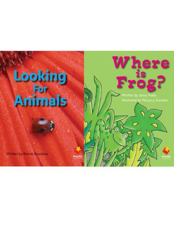 Looking for Animals / Where Is Frog?