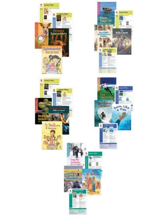 Paired Texts with Perspectives for Grades 3-5