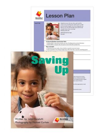 Saving Up