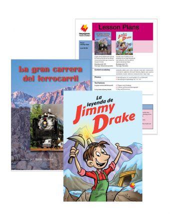 La gran carrera del ferrocarril / La leyenda de Jimmy Drake