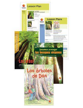 Debemos proteger los bosques vírgenes / Los árboles de Dan / Los árboles
