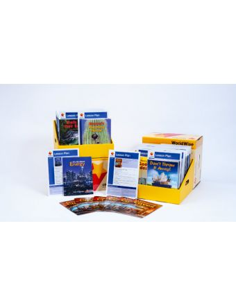Levels Q-S Boxed Classroom Set