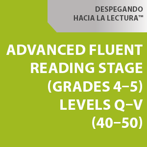 Advanced Fluent (Grades 4-5)