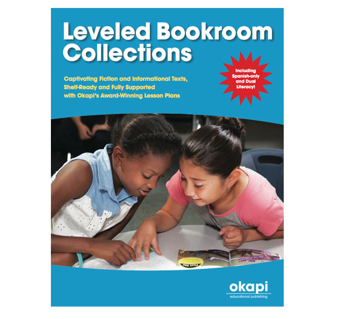 Leveled Bookroom - Grades K–5, Levels A–V (1–50)