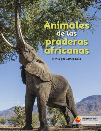 Animales de las praderas africanas