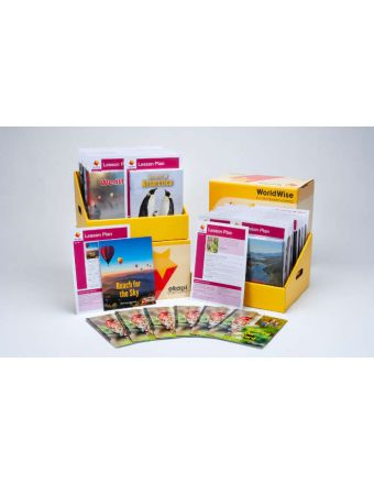 Levels K-M Boxed Classroom Set
