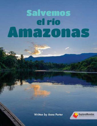 Salvemos el río Amazonas